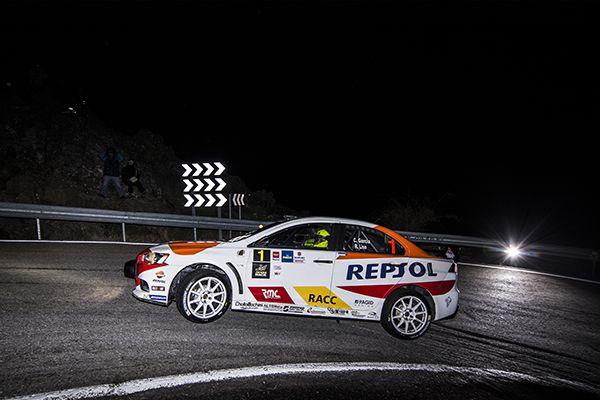 El Rallye Comunidad de Madrid-RACE tendrá 6 tramos diferentes con 13 especiales bajo el crono