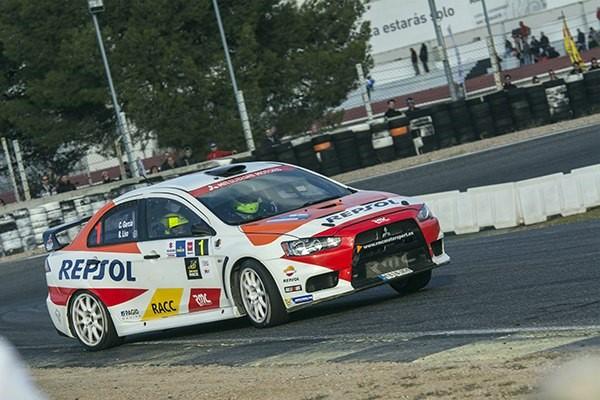 ► CERA: Cristian García también vence el Rallye de Madrid