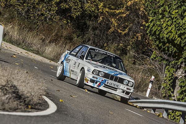 """""""Este año seguiremos con el Fiat en la tierra, mientras que con el BMW intentaremos correr alguna subida o rallye"""""""