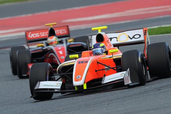 Dillman Formula V8 barcelona 2016