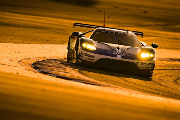 Ford Chip Ganassi Racing wec gt barein