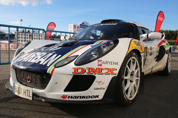 Hankook marban Rallye GT