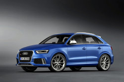 Audi Q3 RS 2013