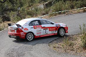 Problemas para el XXIII Rallye Diputación de Avila