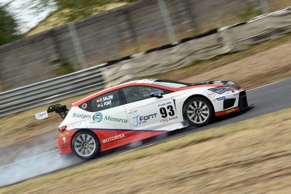 TCR España Font - Salom jarama seat leon