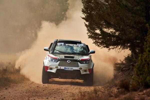 ► CERT: Oscar Fuertes oficiará de Coche Cero en el Rallye de Tierra de Pozoblanco