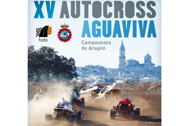 El Autocross de Aguaviva celebra su decimoquinto aniversario con dieciocho pilotos inscritos