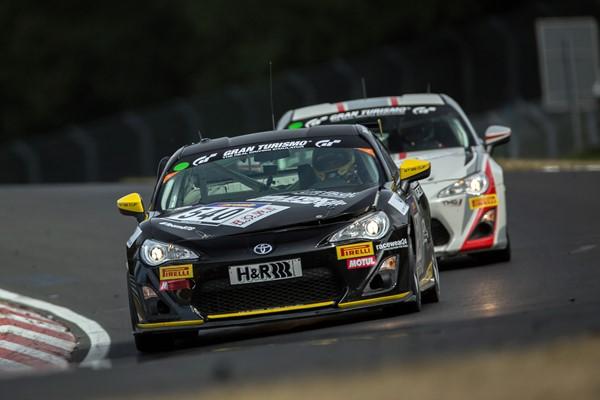 La GT86 Cup más y mejor en 2017