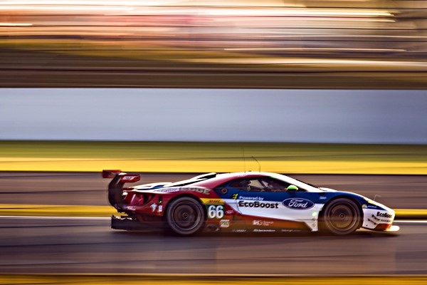 ford gt wec chip ganassi racing