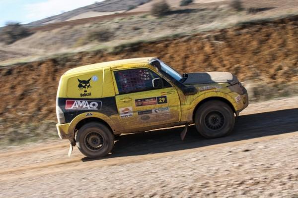 Puido T2 rallye tt cuenca 2016