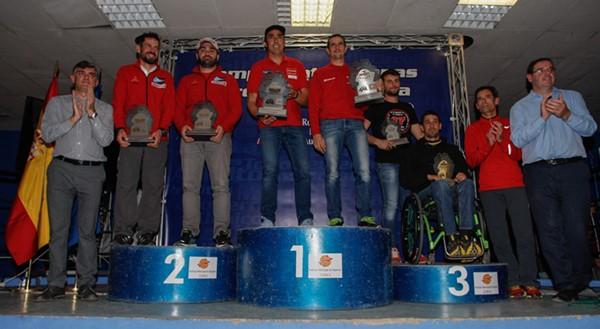 rallye tt cuenca-2 podio