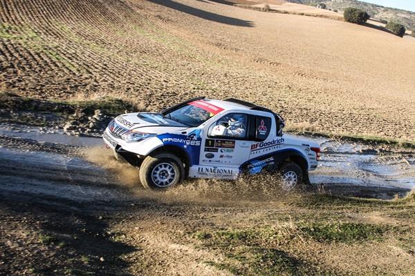 Rallye TT Cuenca 2016 Ruben Gracia