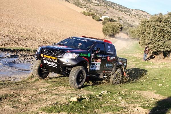 Rallye TT Cuenca 2016 Ramos