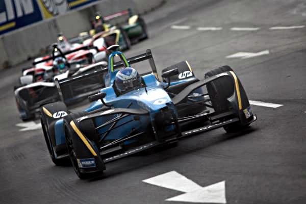 ► Fórmula-e: Victoria de Buemi en Marrakesh