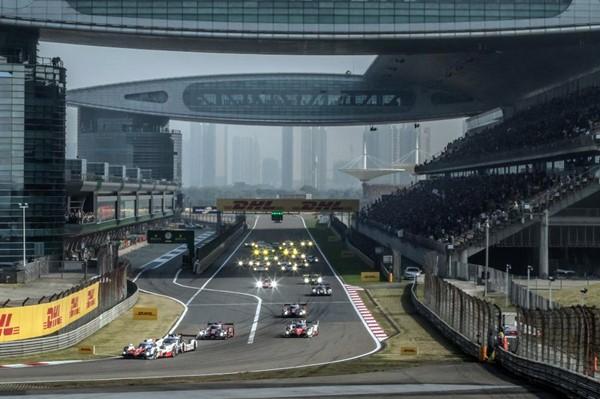 Porsche gana las 6 Horas de Shangai con Bernhard, Webber y Hartley