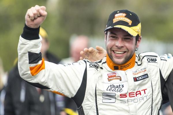 Niels Langeveld es el nuevo Campeón de la SEAT León Eurocup