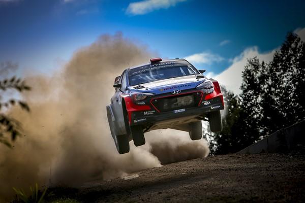 Sordo Hyundai i20 WRC Australia 2016