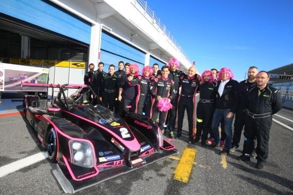 vilariño motorsport sport prototops estoril