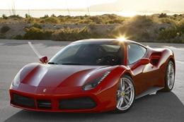Ferrari 488 2016