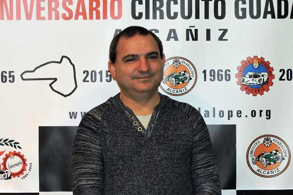 Jesus Baquero club guadalope