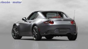 Mazda MX-5 RF edición especial Nappa Edition