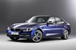 BMW Serie 3 Berlina 2015