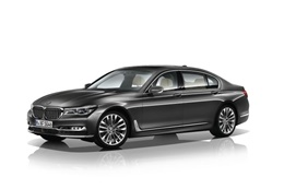 BMW Serie 7 Largo 2015
