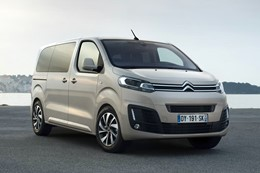 Citroën SpaceTourer XS 2016
