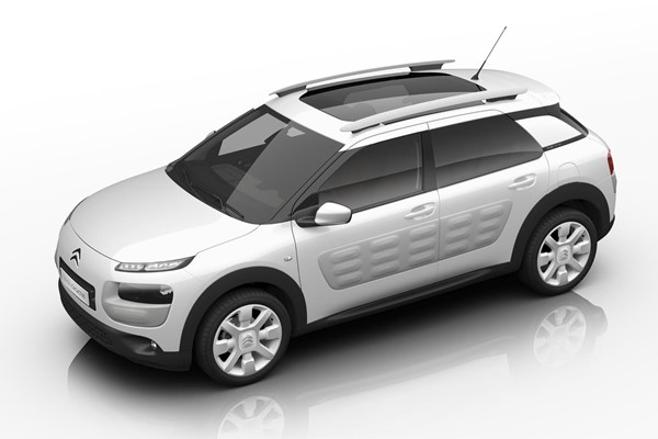 citroen c4 Picasso one tone blanco