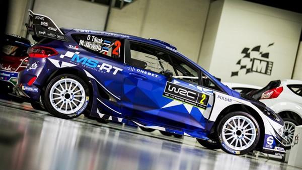 ► WRC: Ogier el más rápido en la primera pasada del Shakedown