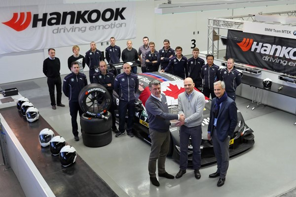 hankook trofeo box bmw dtm