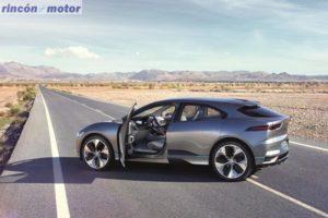 Jaguar i-Pace Concept 2.016, fotos generales