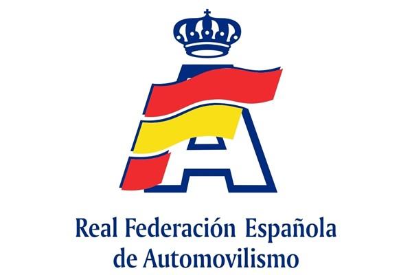 Logo Federacion Española de Automovilismo