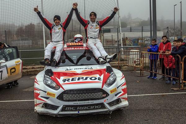 Josep M. Membrado-Jordi Vilamala reyes de los Rallyes en Cataluña