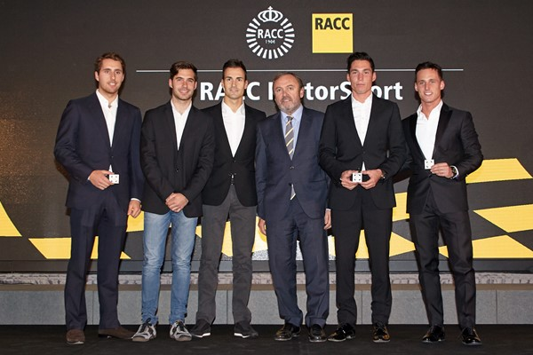 Premios RACC 2016