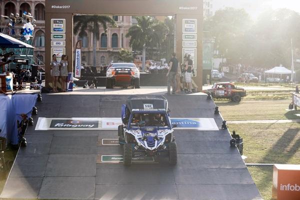 Dakar 2017 Joan Font