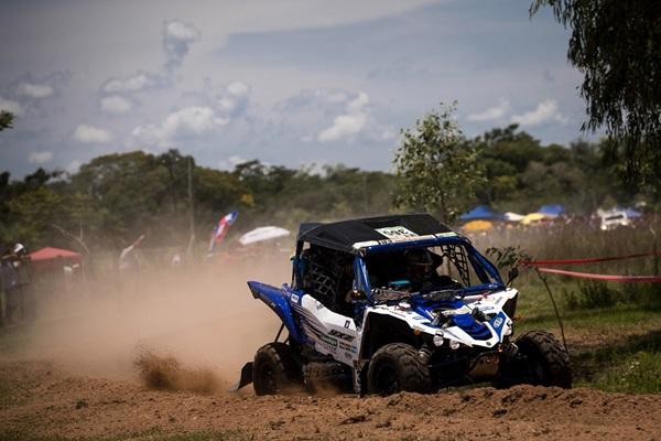 Dakar17 Joan_Font UTV Yamaha