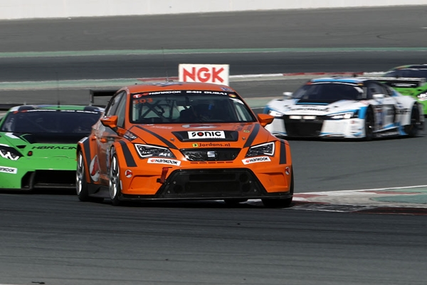 TCR Middle East seat tcr dubai