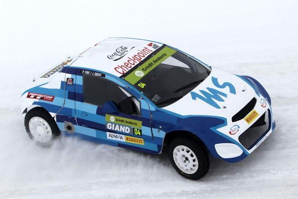 Buena actuación de Alnavia Motorsport en primera carrera de las GSeries