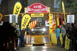 podium salida barcelona historicos monte-carlo