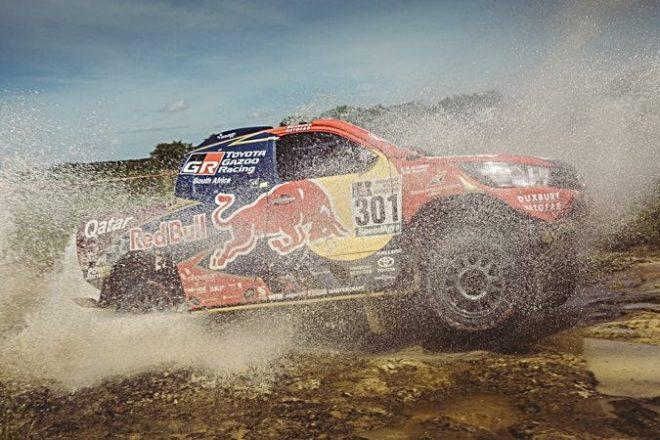 ► Rallye Dakar: Al-Attiyah y Peterhansell protagonizan la XXII etapa