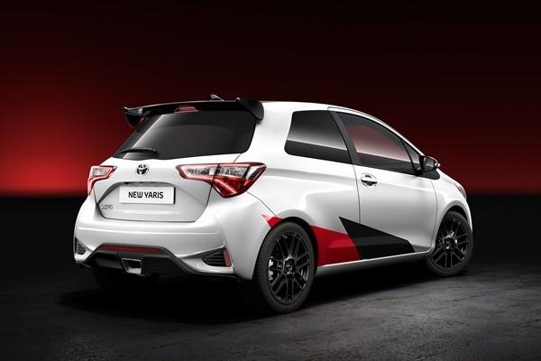 El Toyota Yaris tendrá una versión de más de 210 cv