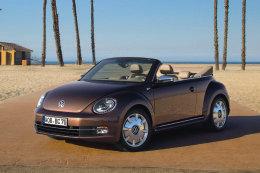 VW Beetle Cabrio 2012