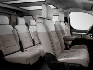 Citroën SpaceTourer 4x4 Ë Concept, ocio en el futuro