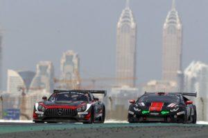 IDEC Sport Racing and GDL Racing 24H DUBAI 2017