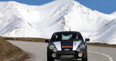 Miro Matavacas porsche 911 clasicos rallye historicos cataluña