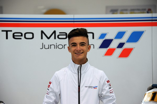 El Teo Martín Junior Team arranca la temporada en la X30 Winter Cup IAME