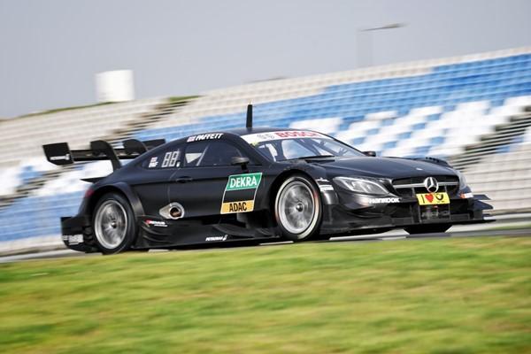 Test Mercedes-AMG DTM Portimao