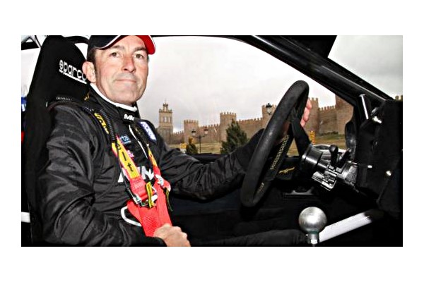 ► CERT: Daniel Alonso entre los primeros inscritos del Rallye de Tierra de Lorca