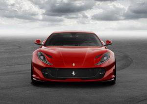 Ferrari 812 Superfast, la berlinetta más rapida de Italia